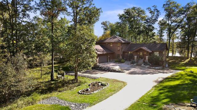35470 Wildwood Trail, Crosslake, MN 56442 (#6111535) :: The Pietig Properties Group