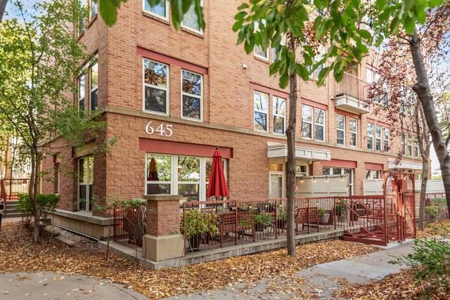 645 N 1st Street #125, Minneapolis, MN 55401 (#6112084) :: Twin Cities Elite Real Estate Group | TheMLSonline