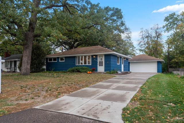 4912 63rd Avenue N, Brooklyn Center, MN 55429 (#6112165) :: Twin Cities South