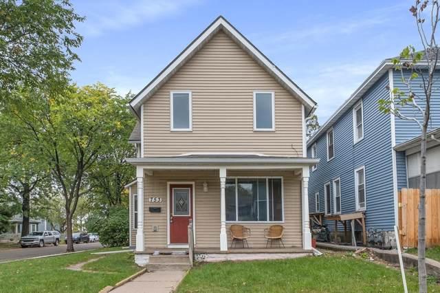 753 Howell Street N, Saint Paul, MN 55104 (#6112191) :: Holz Group