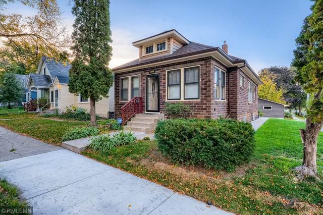 1000 Cook Avenue E, Saint Paul, MN 55106 (#6113112) :: Twin Cities South