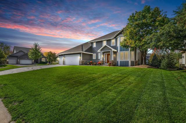 14329 Fresno Avenue, Apple Valley, MN 55124 (#6114587) :: Keller Williams Realty Elite at Twin City Listings