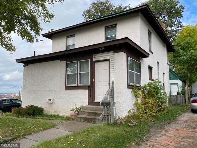 657 4th Street E, Saint Paul, MN 55106 (#6115073) :: Keller Williams Realty Elite at Twin City Listings