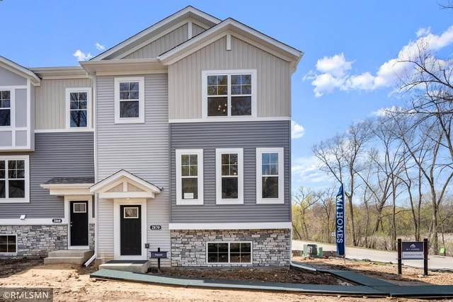 2870 Lexington Place N, Roseville, MN 55113 (#6116767) :: Happy Clients Realty Advisors
