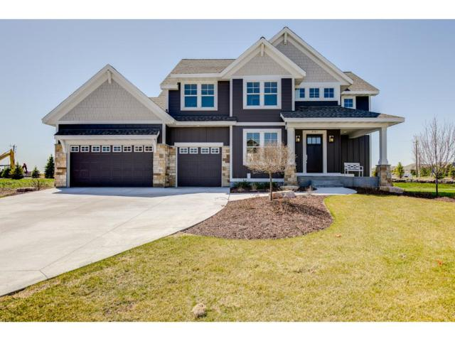 4987 Sunflower Place, Woodbury, MN 55129 (#4898903) :: The MN Team