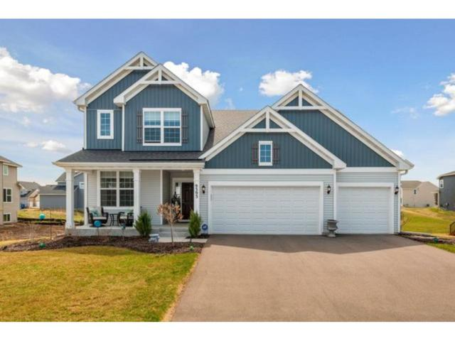 9393 Compass Pointe Road, Woodbury, MN 55129 (#4917271) :: The Hergenrother Group North Suburban