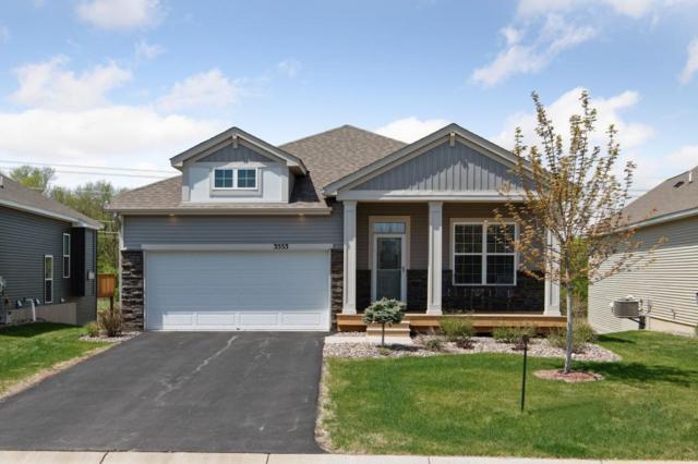 3553 Kachina Avenue NE, Saint Michael, MN 55376 (#5134156) :: House Hunters Minnesota- Keller Williams Classic Realty NW