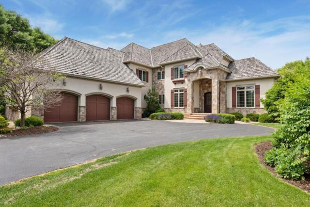 18310 Nicklaus Way, Eden Prairie, MN 55347 (#5141582) :: House Hunters Minnesota- Keller Williams Classic Realty NW