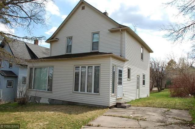 207 Minnesota, Gilbert, MN 55741 (#5143643) :: The Janetkhan Group