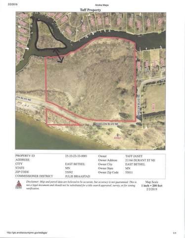 43xx Thielen Blvd, East Bethel, MN 55079 (#5144329) :: Twin Cities Elite Real Estate Group | TheMLSonline