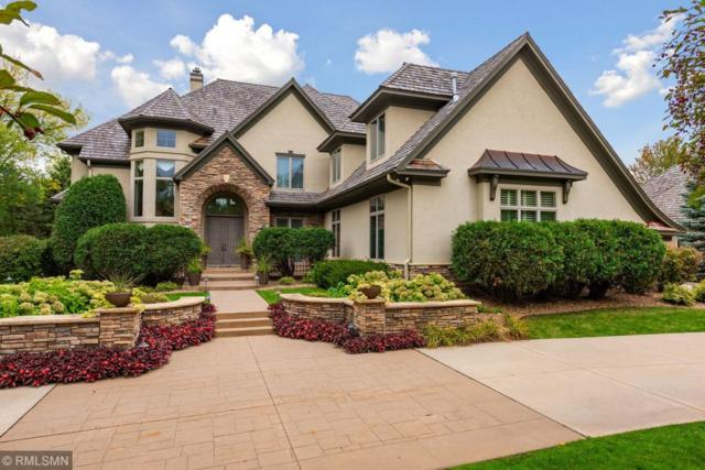 18442 Nicklaus Way, Eden Prairie, MN 55347 (#5204338) :: House Hunters Minnesota- Keller Williams Classic Realty NW