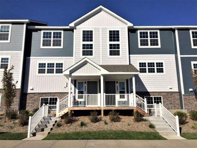 678 Eagle Court, Lino Lakes, MN 55014 (#5233251) :: House Hunters Minnesota- Keller Williams Classic Realty NW