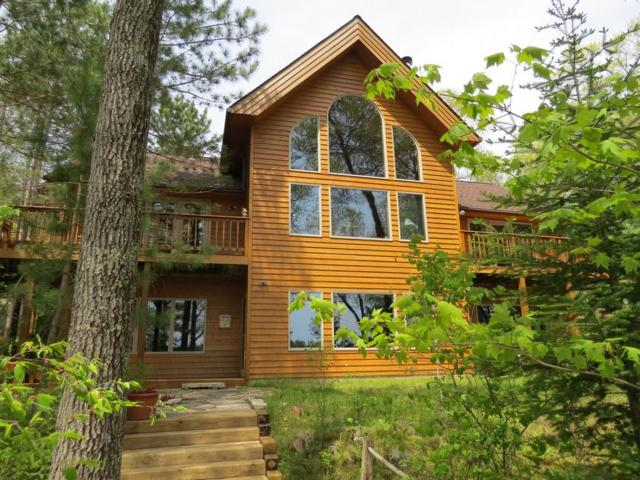 6195 Lake 26 Road, Danbury, WI 54830 (MLS #5235302) :: The Hergenrother Realty Group