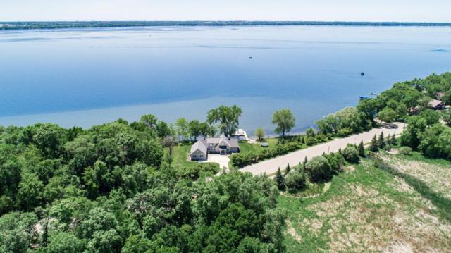 11287 N Shore Drive, Spicer, MN 56288 (MLS #5249376) :: The Hergenrother Realty Group