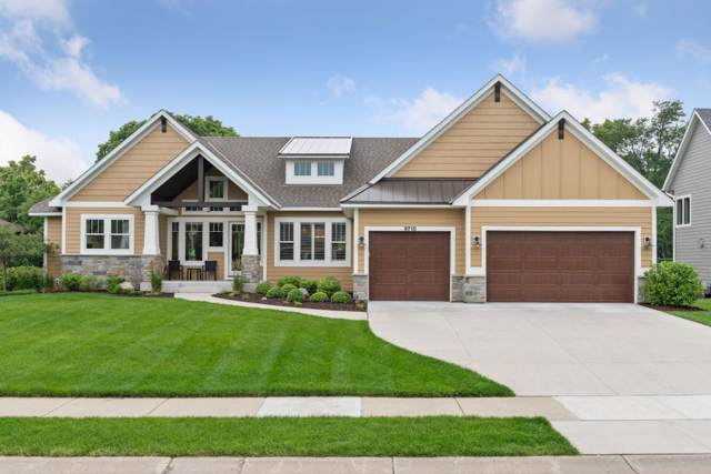 9710 Sky Lane, Eden Prairie, MN 55347 (#5261764) :: House Hunters Minnesota- Keller Williams Classic Realty NW