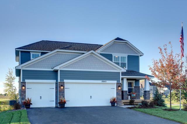 4514 124th Court NE, Blaine, MN 55449 (#5272725) :: House Hunters Minnesota- Keller Williams Classic Realty NW