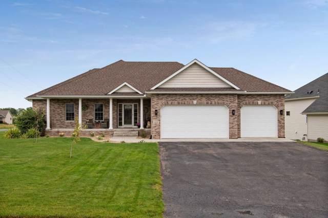 9293 Kaeding Avenue NE, Otsego, MN 55362 (#5293640) :: House Hunters Minnesota- Keller Williams Classic Realty NW