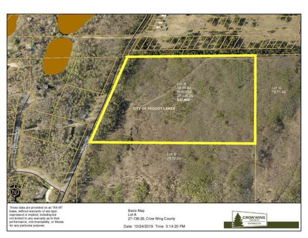 Tract A, TBD Hurtig Road, Pequot Lakes, MN 56472 (#5331733) :: The Michael Kaslow Team