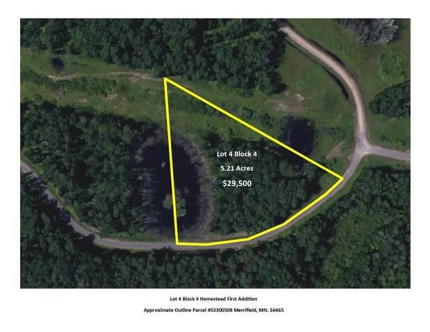 L4B4 Settler Trail, Merrifield, MN 56465 (#5505965) :: The Pietig Properties Group