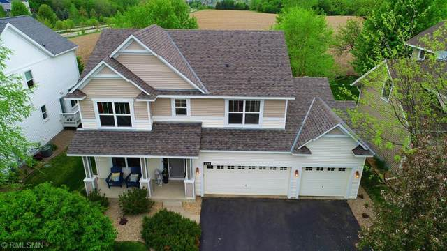 11318 Sundance Way, Woodbury, MN 55129 (#5548029) :: Holz Group