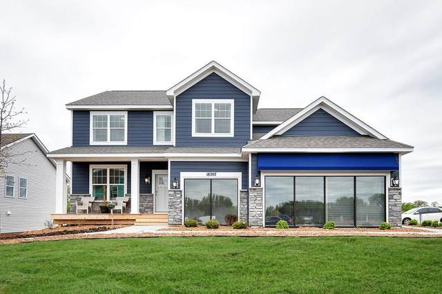 18207 Hideaway Trail, Lakeville, MN 55044 (#5550445) :: Tony Farah | Coldwell Banker Realty