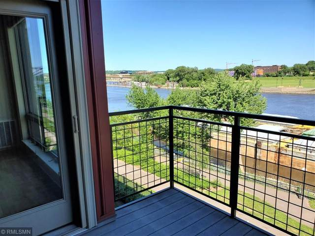 240 Spring Street #411, Saint Paul, MN 55102 (#5578000) :: Bos Realty Group
