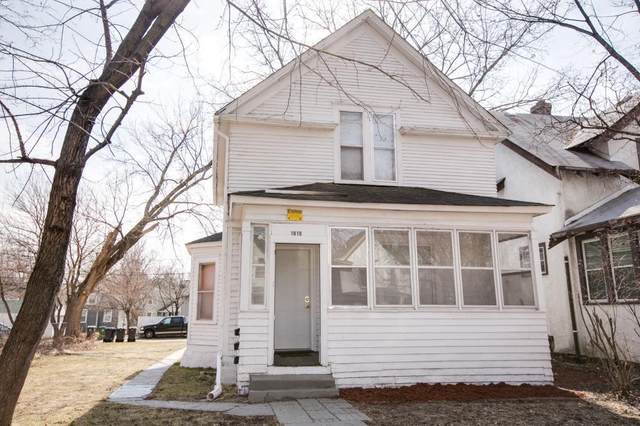 1819 25th Avenue N, Minneapolis, MN 55411 (#5581264) :: The Janetkhan Group