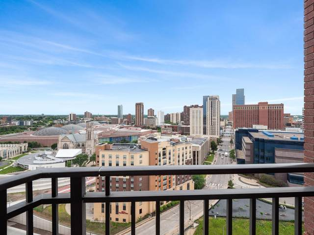 500 E Grant Street #1701, Minneapolis, MN 55404 (#5616923) :: Bos Realty Group