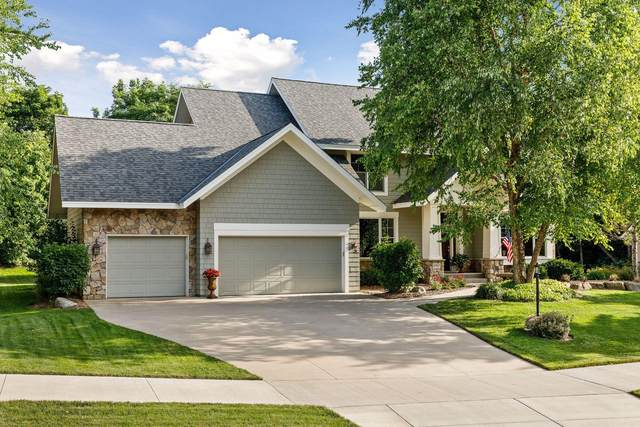 8767 Springwood Drive, Woodbury, MN 55125 (#5625276) :: The Pietig Properties Group