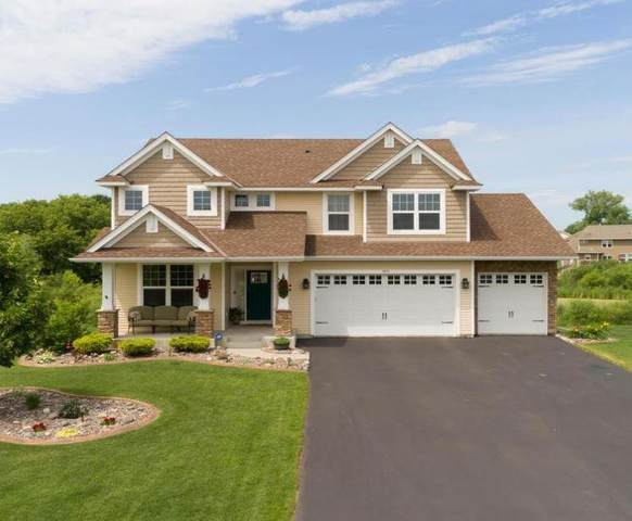 7475 Martin Farms Avenue NE, Otsego, MN 55330 (#5625532) :: The Pietig Properties Group
