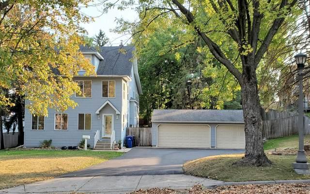 302 Robie Street W, Saint Paul, MN 55107 (#5636460) :: The Pietig Properties Group