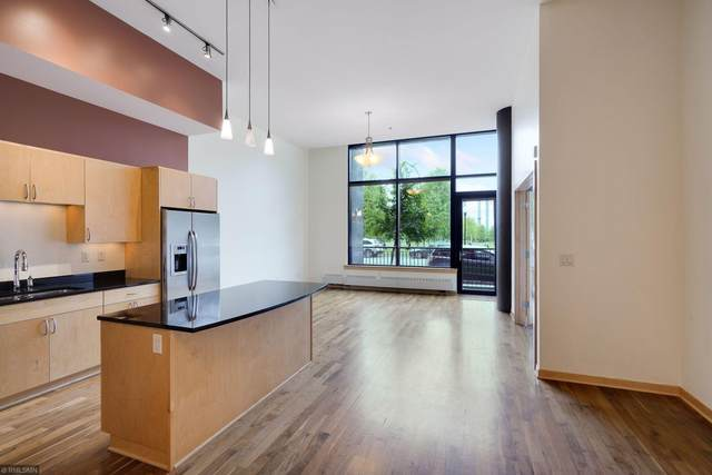 215 10th Avenue S #112, Minneapolis, MN 55415 (#5642344) :: Bos Realty Group