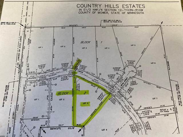 TBD Country Hills Estates (L3b2), Racine, MN 55967 (#5652739) :: Tony Farah | Coldwell Banker Realty