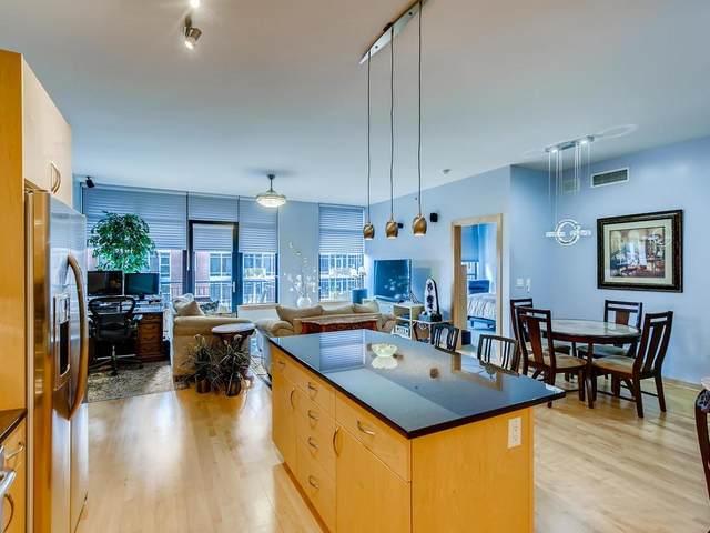 215 10th Avenue S #607, Minneapolis, MN 55415 (#5654587) :: The Pietig Properties Group