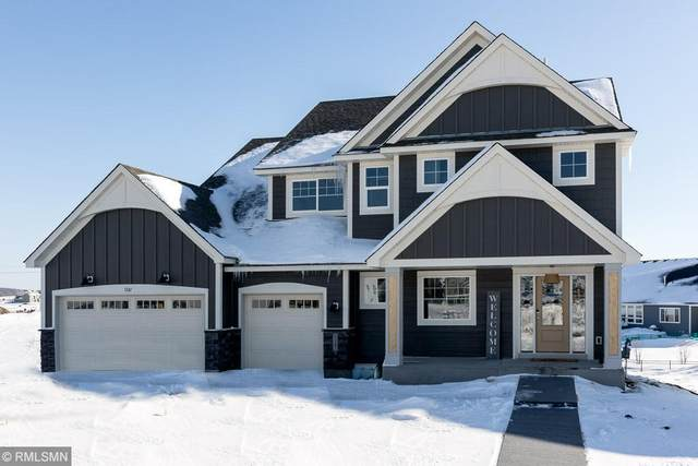 9618 Westwind Trail, Woodbury, MN 55129 (#5657434) :: The Janetkhan Group
