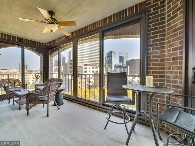 1201 Yale Place #710, Minneapolis, MN 55403 (MLS #5657784) :: RE/MAX Signature Properties