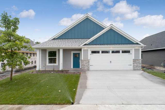 1017 109th Court NE, Blaine, MN 55434 (#5658706) :: Happy Clients Realty Advisors