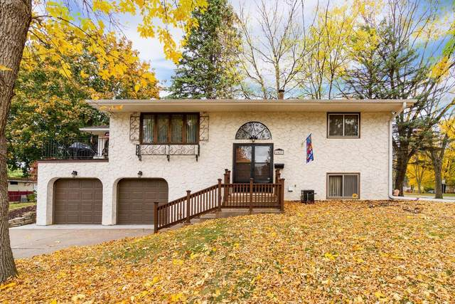 1427 Circle Terrace Boulevard NE, Columbia Heights, MN 55421 (#5666483) :: Servion Realty