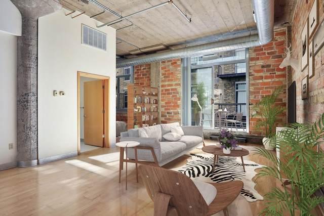 521 S 7th Street #401, Minneapolis, MN 55415 (#5669094) :: The Pietig Properties Group