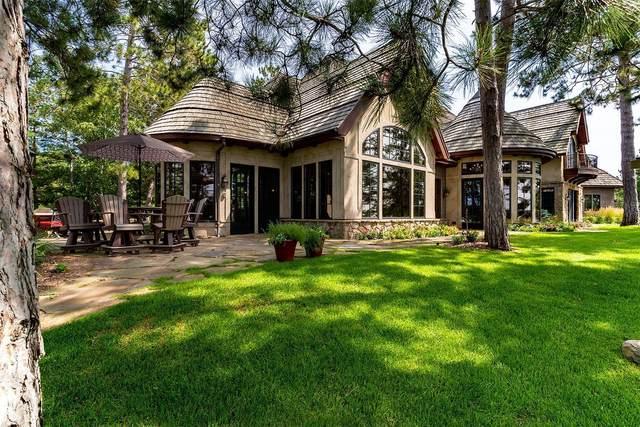 13380 Rush Harbor Drive, Crosslake, MN 56442 (#5695776) :: The Pietig Properties Group