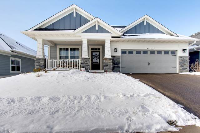 16273 Engelman Way, Lakeville, MN 55044 (#5697297) :: Tony Farah | Coldwell Banker Realty