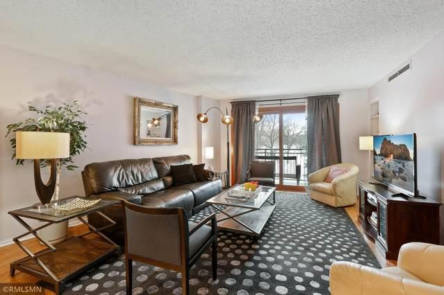 210 W Grant Street #112, Minneapolis, MN 55403 (#5704286) :: Tony Farah | Coldwell Banker Realty