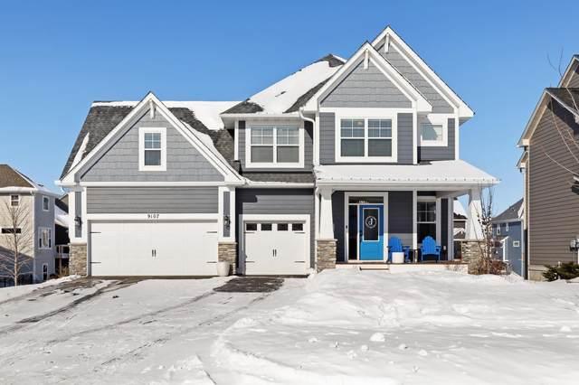9107 Red Oak Trail, Woodbury, MN 55129 (#5711240) :: Straka Real Estate