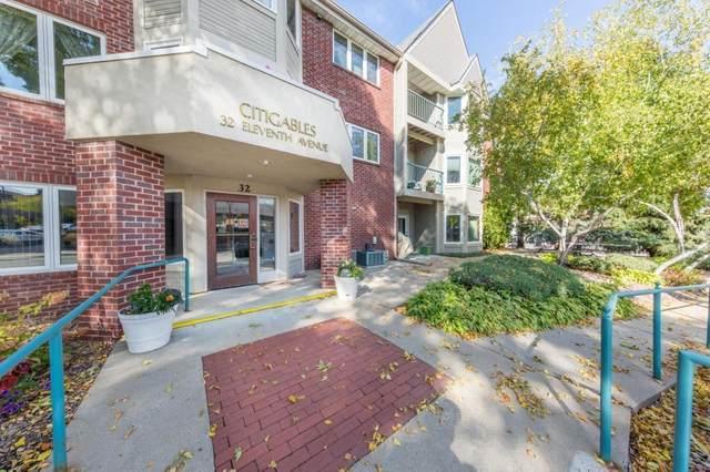 32 11th Avenue S #203, Hopkins, MN 55343 (#5713428) :: Holz Group