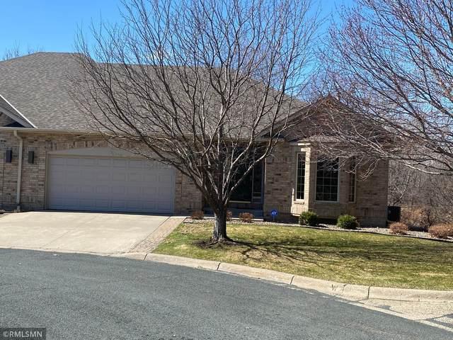 13034 Garvin Brook Lane, Apple Valley, MN 55124 (#5714345) :: Straka Real Estate