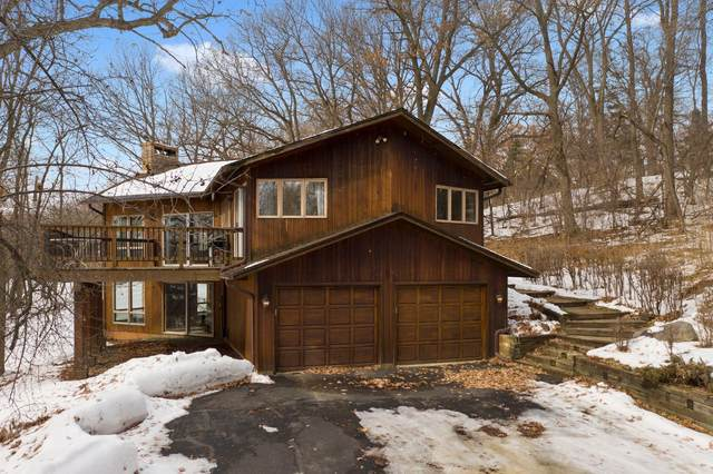 97 W Pleasant Lake Road, North Oaks, MN 55127 (#5715963) :: Bos Realty Group