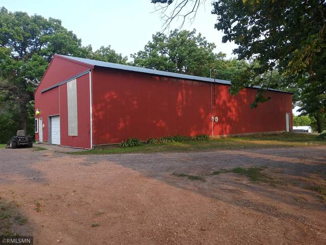 4828 377th Lane NW, Dalbo, MN 55017 (#5719610) :: The Pietig Properties Group