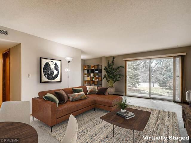 2210 Midland Grove Road #101, Roseville, MN 55113 (#5723282) :: Straka Real Estate
