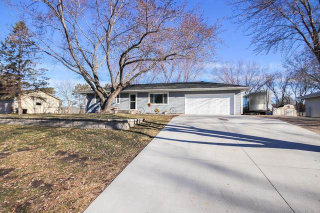 2511 152nd Lane NE, Ham Lake, MN 55304 (#5725831) :: Happy Clients Realty Advisors