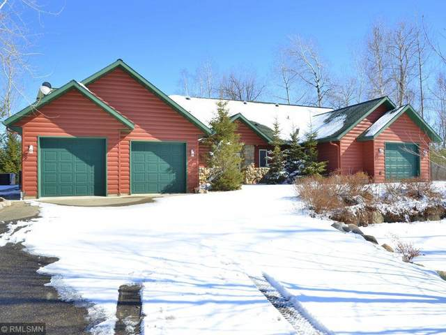53351 Grouse About Trail, Park Rapids, MN 56470 (#5726863) :: Lakes Country Realty LLC